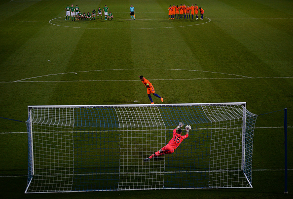 Netherlands v Ireland - UEFA European Under-17 Championship: Quarter Final