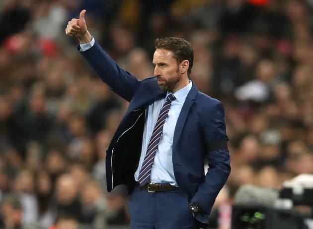 England v Italy - International Friendly - Wembley Stadium