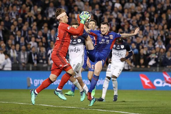 A-League Grand Final - Newcastle v Melbourne