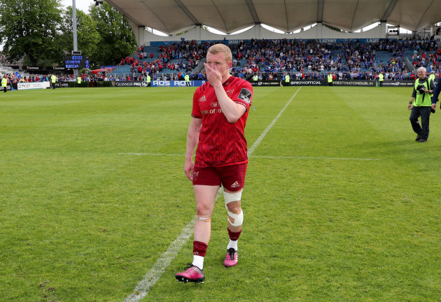 Keith Earls after the game