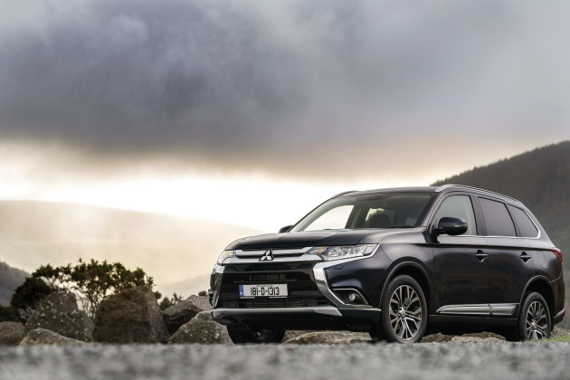 Review: The Mitsubishi Outlander is a rugged family motor