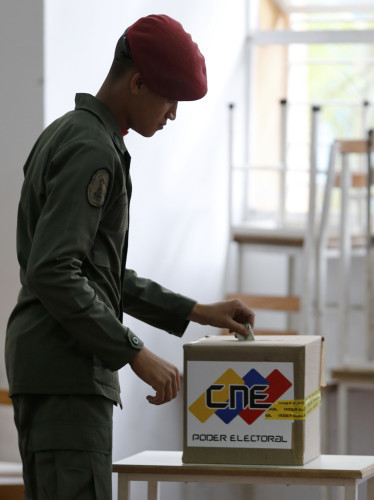Venezuela Presidential Election