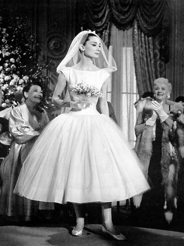 Givenchy Wedding Dress.Was Audrey Hepburn S Givenchy Wedding Dress The Inspiration