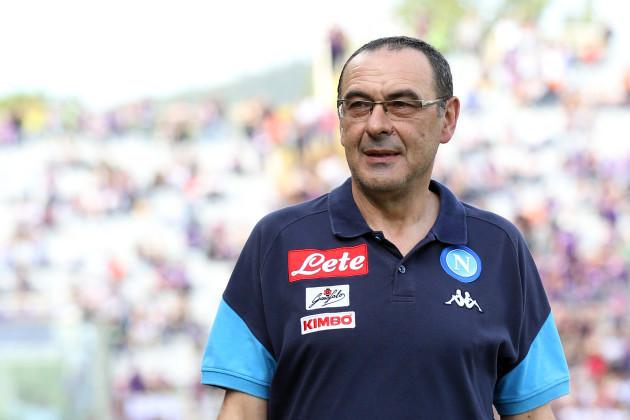 Italy: Fiorentina vs Napoli - Serie A