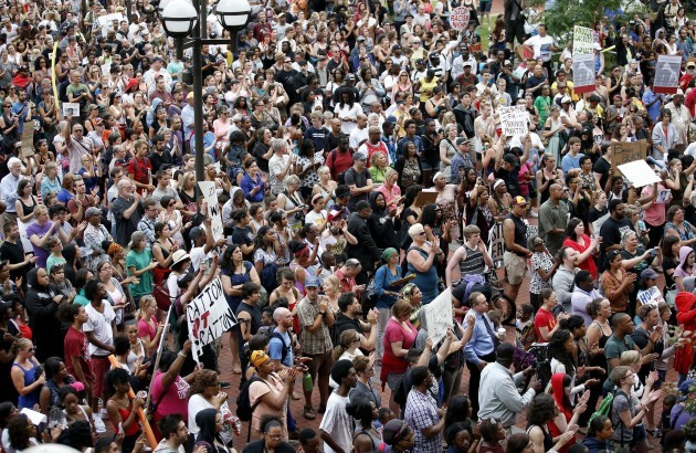 Trayvon Martin Supporters Demonstrate Across The USA