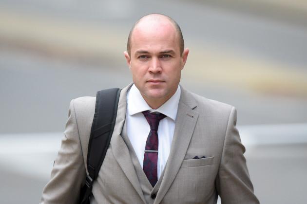 Emile Cilliers court case