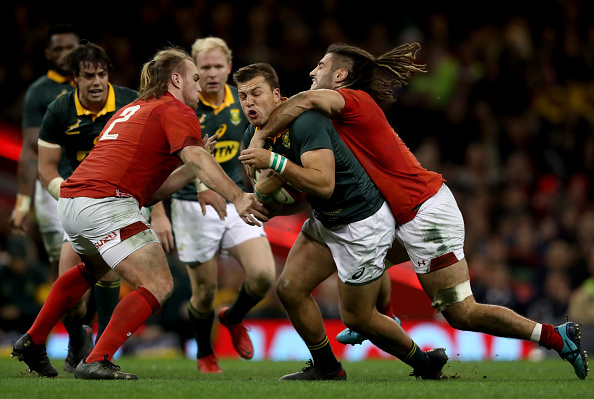 Wales v South Africa - International Match