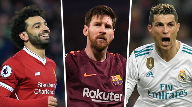 super popular 94930 00e51 Messi and Ronaldo are in a different orbit!' - Ramos not ...