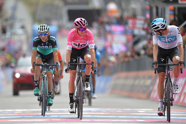 Cycling: 101st Tour of Italy 2018 / Stage 20