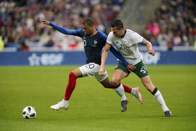 France Ireland Soccer