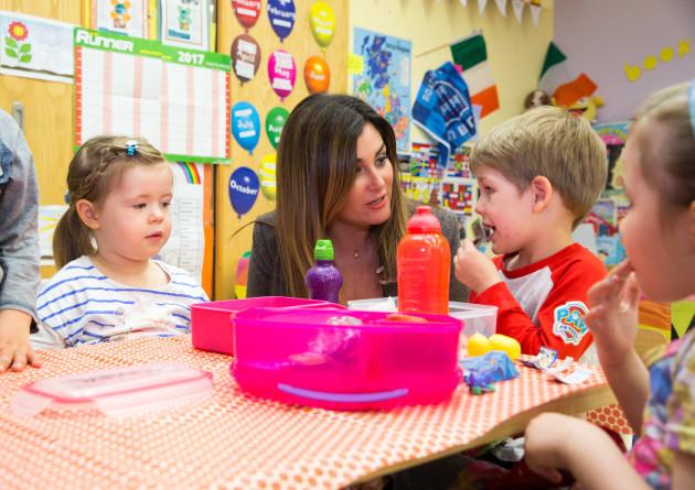 Karen Clince with kids (1)