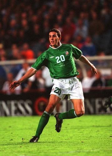 John O'Shea 14/8/2001