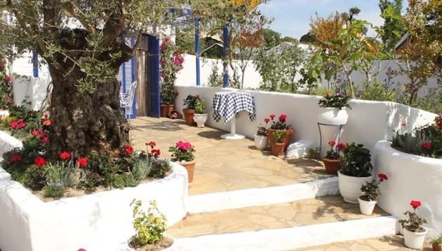 mama mia garden