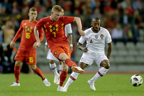 Belgium  v Portugal  -International Friendly