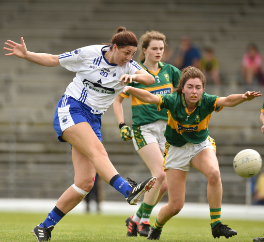 Kerry v Waterford - TG4 Munster Senior Ladies Football Championship semi-final