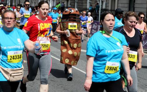 Dublin Women's Mini Marathon