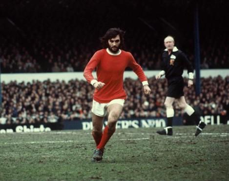 George Best 1972