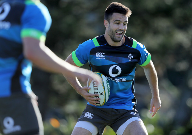 Conor Murray during training