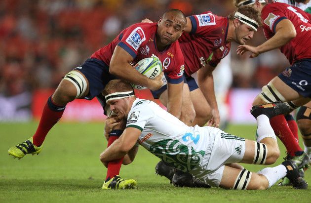 SUPER RUGBY REDS CHIEFS