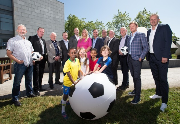 RTE Sport 2018 World Cup Launch
