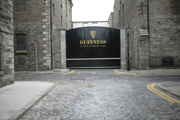 The Guinness Storehouse Gate