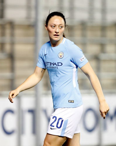 Manchester City Women v SKN St Polten - UEFA Women's Champions League - Round of 32 - Second Leg - City Football Academy