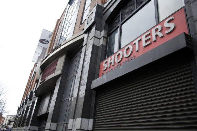 Shooters Bar Site for Stringfellows Club
