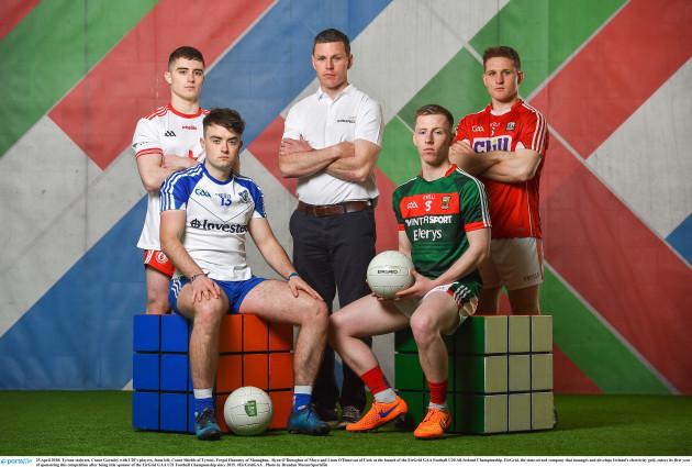 EirGrid U20 GAA Football All-Ireland Championship launch