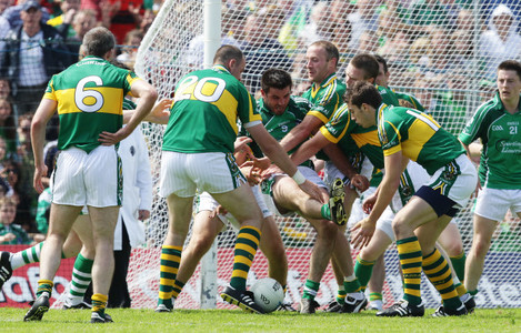 Kerry players close down John Galvin