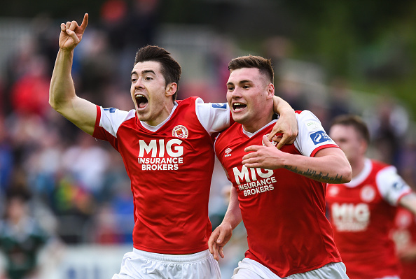 St Patrick's Athletic v Derry City - SSE Airtricity League Premier Division
