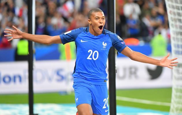 FIFA 2018 World Cup Qualifier - France v Netherlands