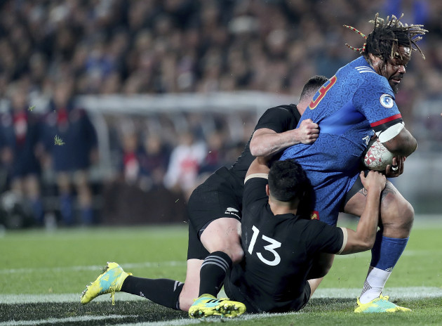 New Zealand Rugby France