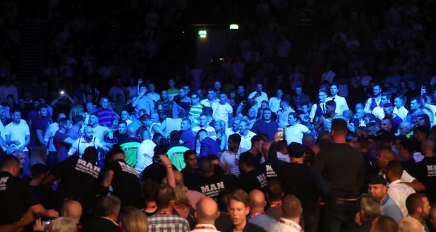 Tyson Fury v Sefer Seferi - Manchester Arena