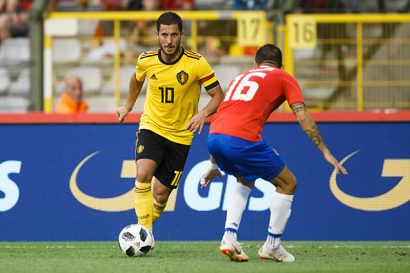 Belgium  v Costa Rica  -International Friendly