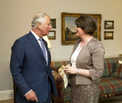 Royal visit to Northern Ireland