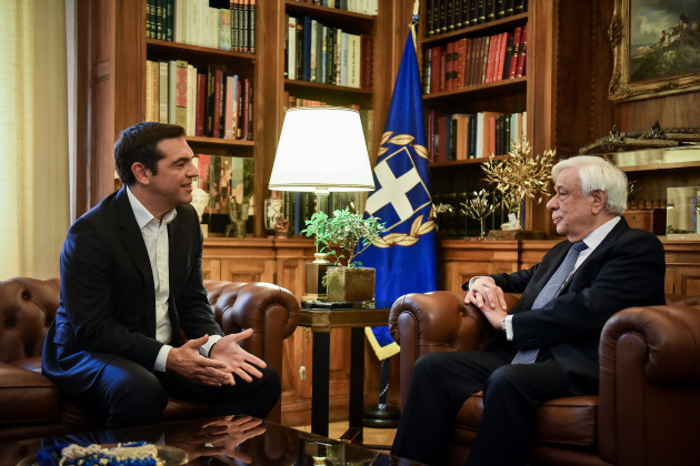 GREECE-ATHENS-FYROM-NAME DISPUTE-AGREEMENT