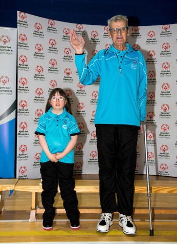 Special Olympics Ireland Team Eastern Launch