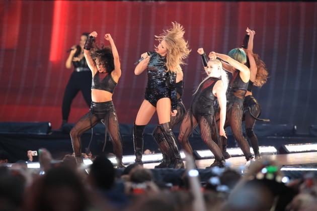 Taylor Swift Reputation stadium tour - Manchester