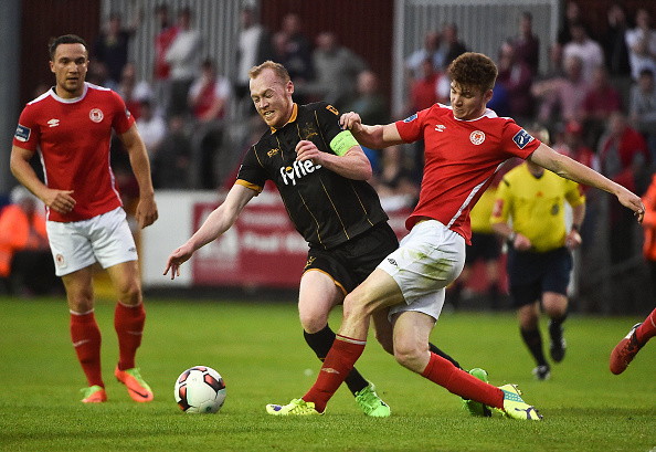 St Patrick's Athletic v Dundalk - SSE Airtricity League Premier Division