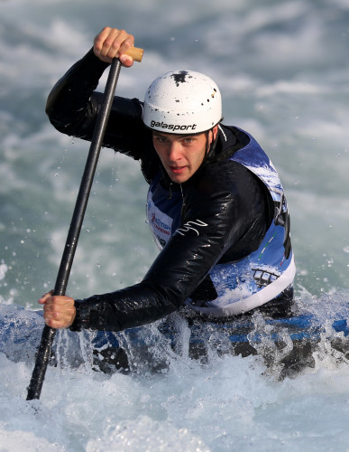 Canoeing - 2015 ICF Canoe Slalom World Championships - Day Five - Lee Valley White Water Centre
