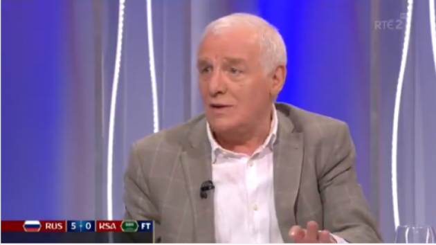 world-cup-tv-review-it-doesn-t-take-long-for-eamon-dunphy-s-predictions-to-go-up-in-smoke