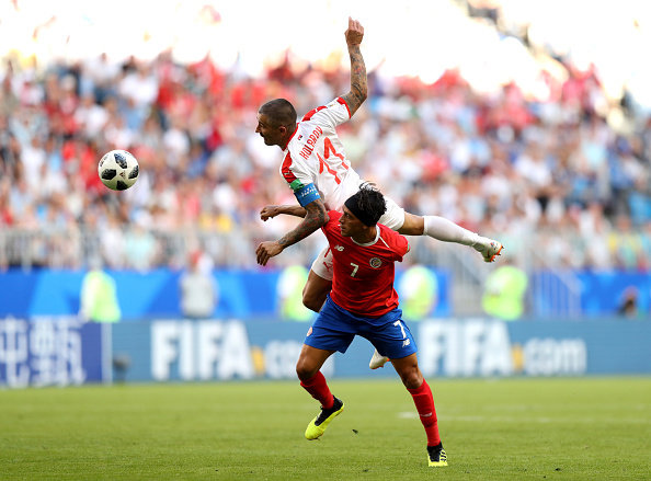 Costa Rica v Serbia: Group E - 2018 FIFA World Cup Russia