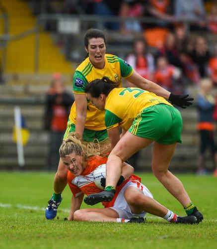 Armagh v Donegal - TG4 Ulster Ladies Football Senior Championship Final