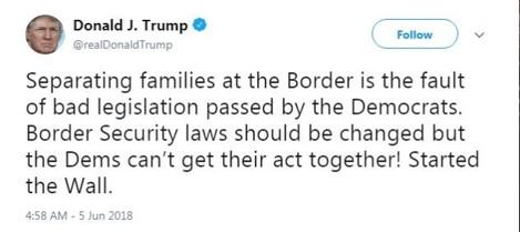 trumo immigration