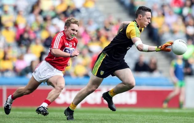 Mark Buckley and Gavin Mulreany