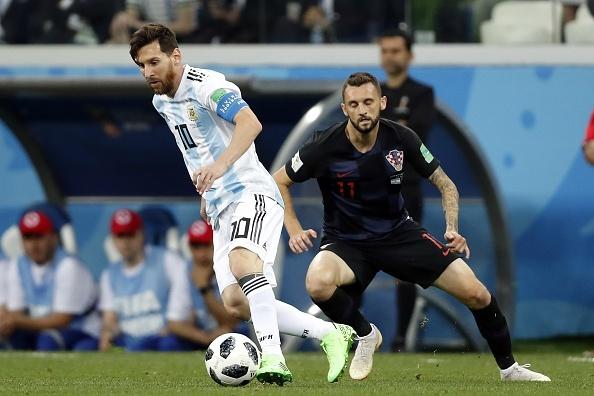 FIFA World Cup 2018 RussiaArgentina v Croatia
