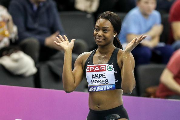 2018 Spar British Athletics Indoor Championships Day 2 Feb 18th