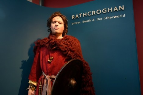 Rathcroghan Visitors Centre, low res
