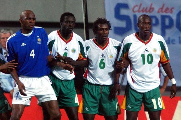Soccer - FIFA World Cup 2002 - Group A - France v Senegal