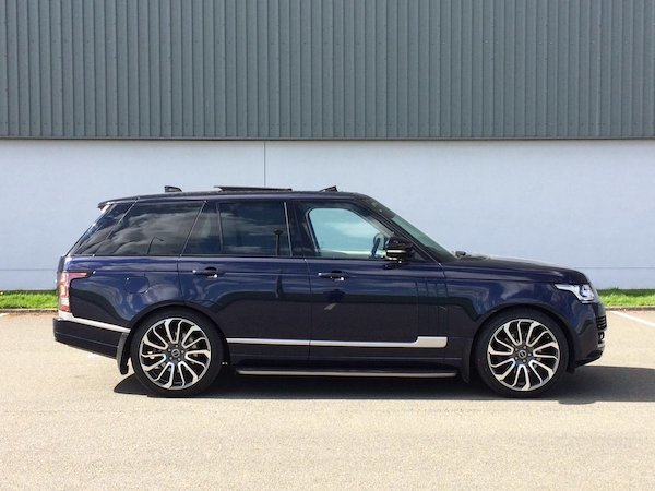 Motor Envy: The Range Rover is one of the best luxury cars ... on